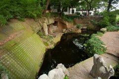 风景点在杭州,中国 库存图片