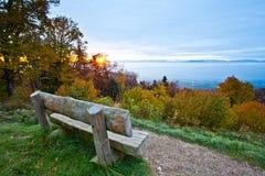 风景瑞士视图 免版税库存照片