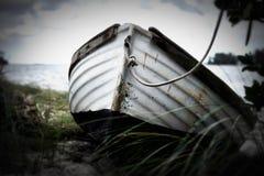 风景的小船 免版税库存图片