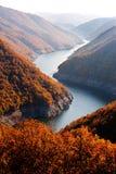 风景的峡谷 图库摄影