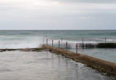 风景的海洋 免版税库存图片