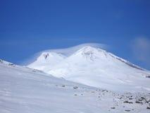 风景系列冬天 免版税库存图片