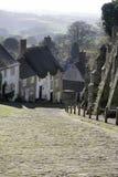 风景英国的运输路线 免版税库存照片