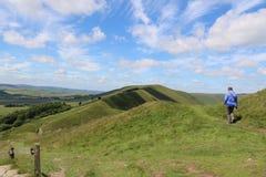 风景英国自然 图库摄影