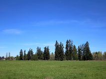 风景视图 库存照片
