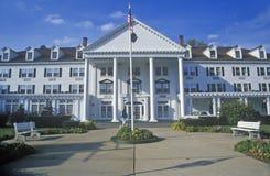 风景路线的153, NH东部倾斜旅馆 库存照片