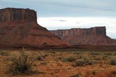 从风景路128的一个看法 库存图片