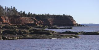 风景,岩石海岸线,风景 库存图片