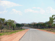 风景,自然。澳大利亚。 库存图片