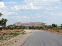 风景,自然。 免版税库存照片