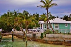 风景巴哈马 免版税库存图片