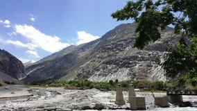 风景巴基斯坦 库存照片