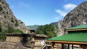 风景巴基斯坦 免版税库存图片