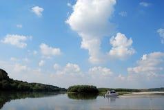 风景2008年 图库摄影