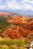 风景bryce的峡谷 免版税库存照片