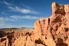 风景bryce的峡谷 库存图片