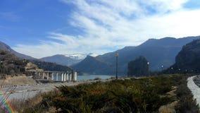 风景Guejar山脉 图库摄影