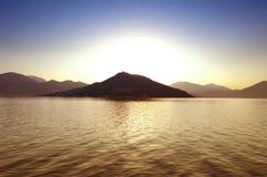 风景Mauntain 免版税库存照片