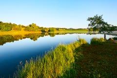 风景Princess的湖 免版税图库摄影
