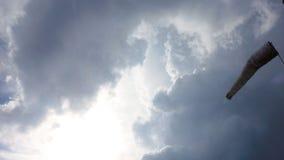 风暴是即将来临的 免版税库存图片
