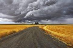 风暴雷 免版税库存图片