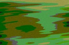风格化camouflated背景 库存照片