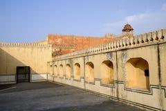 风的宫殿 库存图片