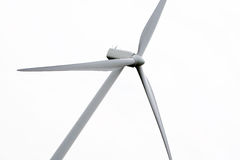 风的能源 免版税图库摄影