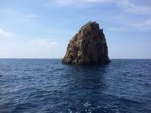 风神海岛 图库摄影
