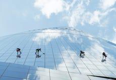 风窗清洁器 免版税库存照片