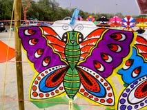 风筝在泰国 库存照片