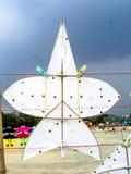 风筝在泰国 图库摄影