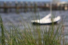 风船停泊了3 免版税图库摄影