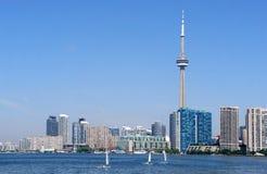 风船地平线多伦多 免版税库存图片