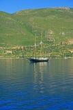 风船船 库存照片