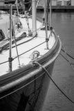 风船细节 免版税库存图片