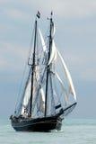 风船 库存图片