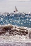 风船 库存照片