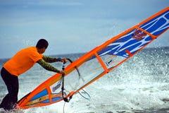风节日2013年- Diano小游艇船坞 免版税库存照片