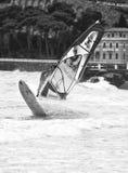 风节日2013年- Diano小游艇船坞 免版税图库摄影