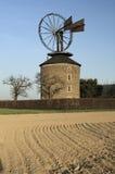 风车在Ruprechtov 库存图片