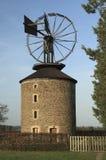 风车在Ruprechtov 库存照片