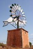 风车 库存照片