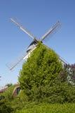 风车Duetzen明登,德国 免版税库存照片