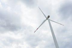 风轮发电机 图库摄影
