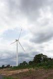 风轮发电机 免版税库存图片