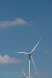 风轮机供选择的可再造能源泰国 库存照片