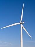 风轮机-可再造能源 免版税图库摄影