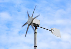 风速表 免版税库存照片