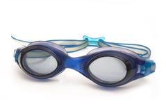 风镜游泳 免版税图库摄影